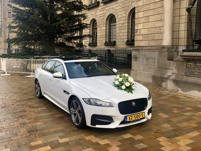 bruiloft auto huren