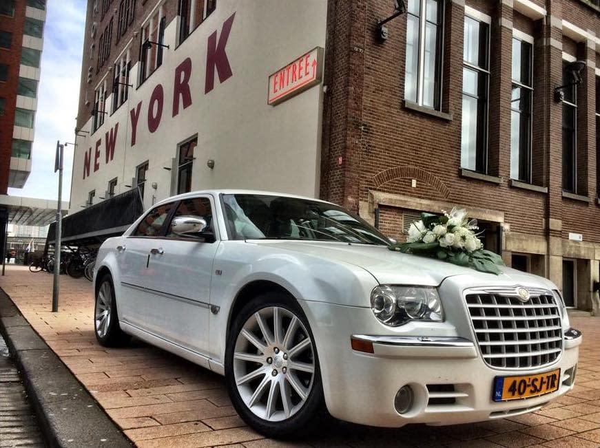 Bruiloft auto huren in NL